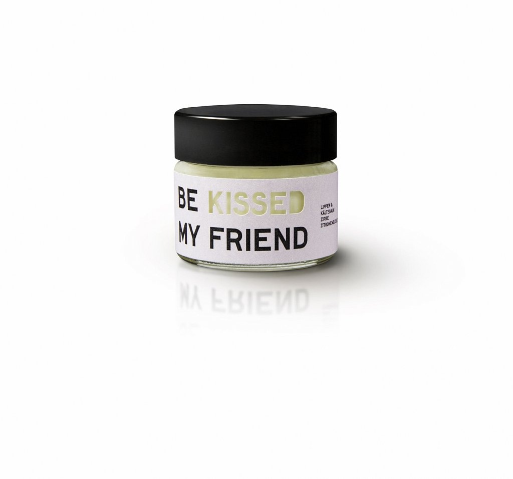 Be KISSED my friend