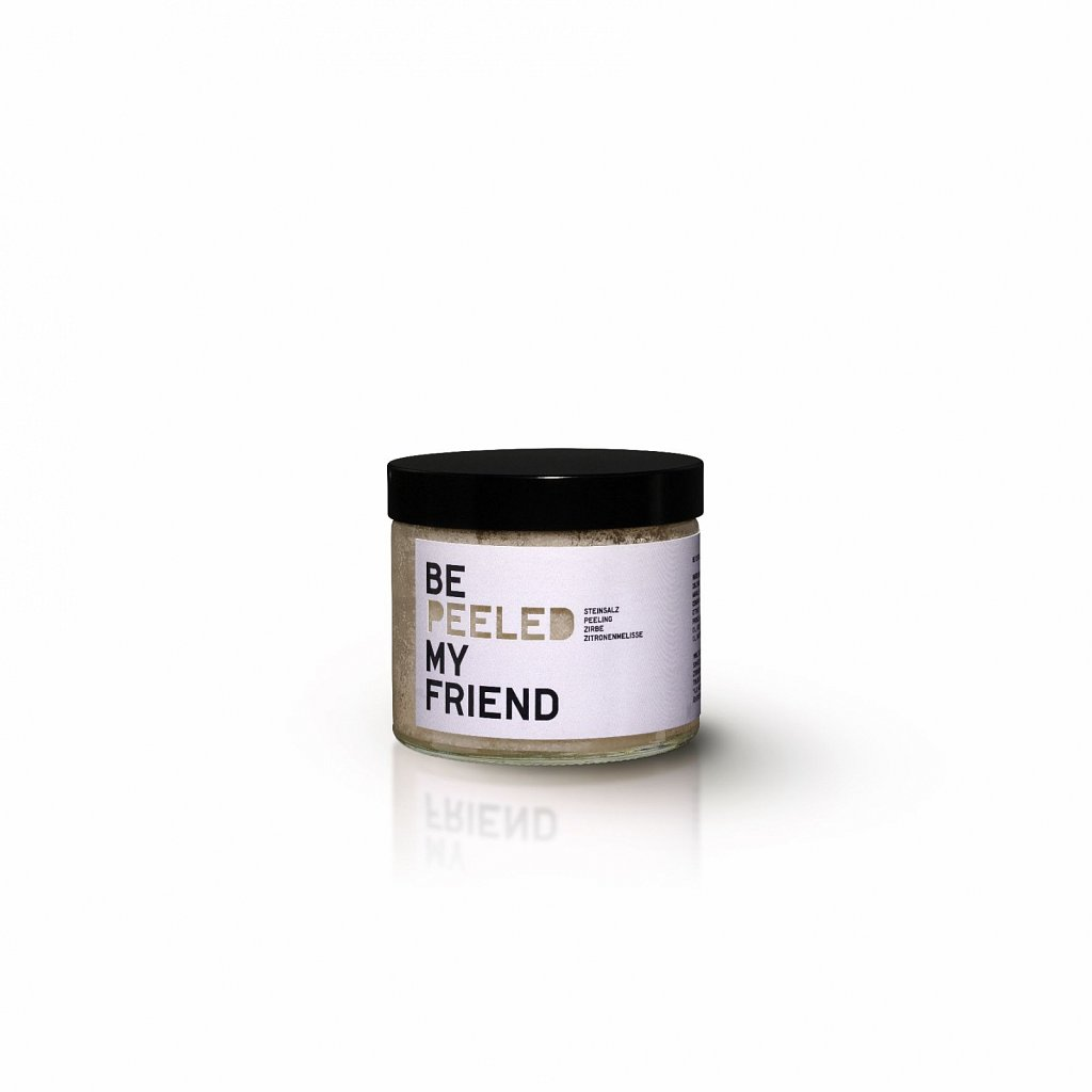 Be PEELED my friend