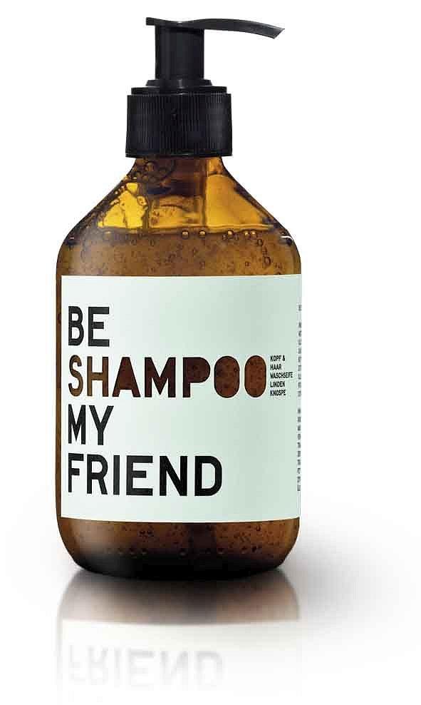 Be SHAMPOO my friend