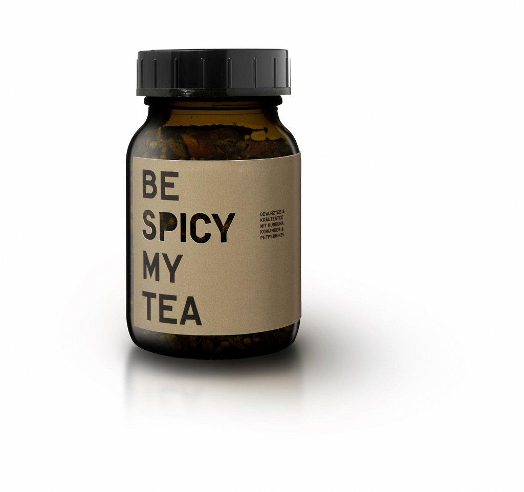 BE (...) MY TEA